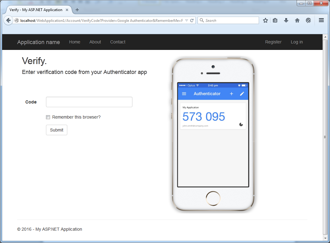 auth 16 screenshot